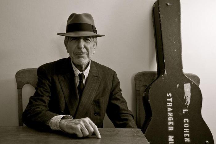 Leonard Cohen comentado
