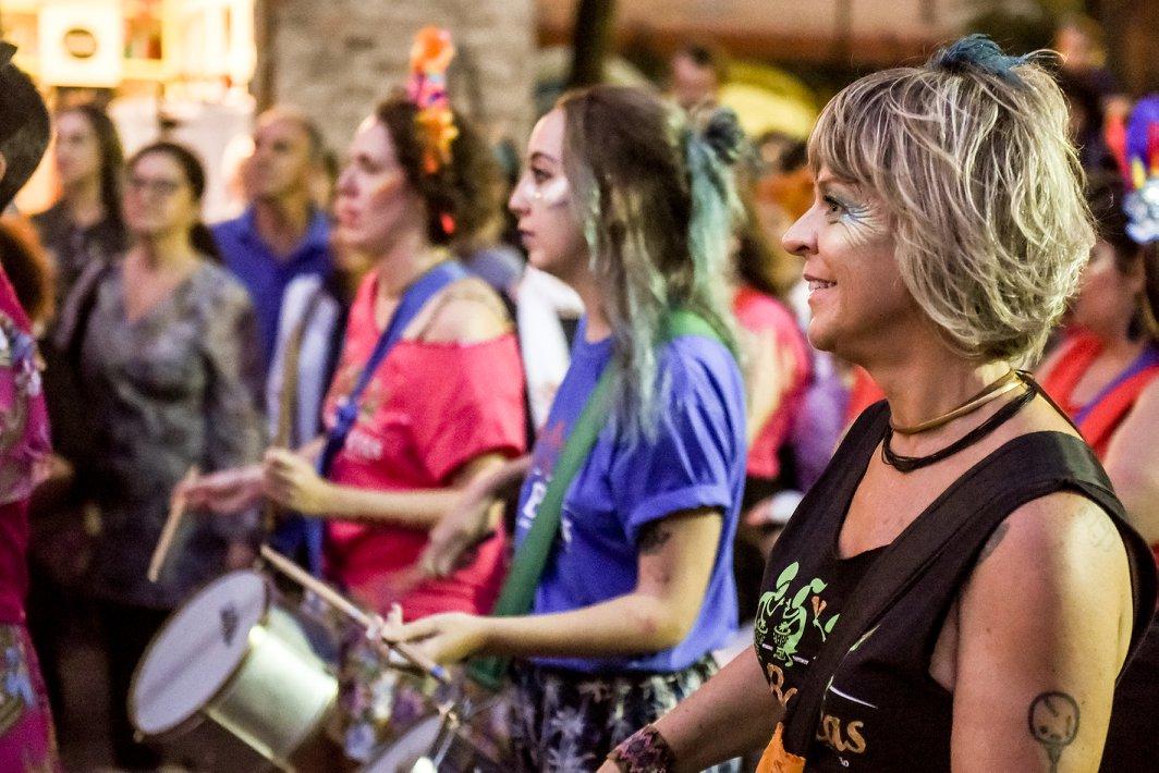 Carnaval das Batucas no Vila Flores