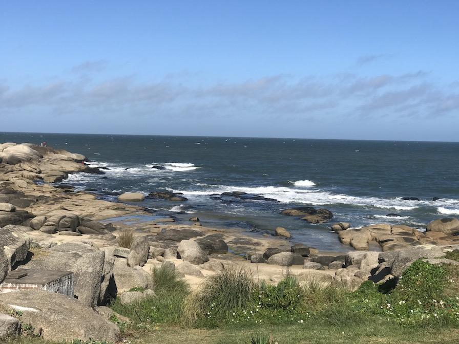 praia de Punta del Diablo