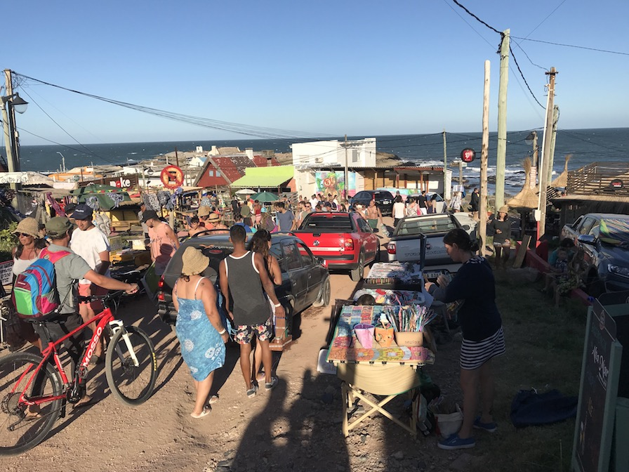 Centrinho da Playa dos Pescadores