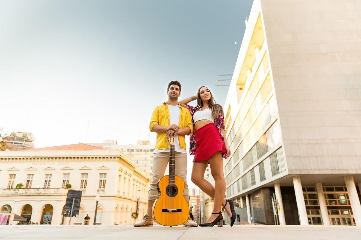 Samba e Amor no Moinhos de Vento